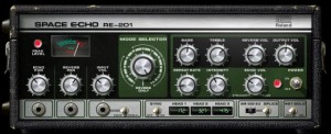 Universal Audio RE-201 Space Echo