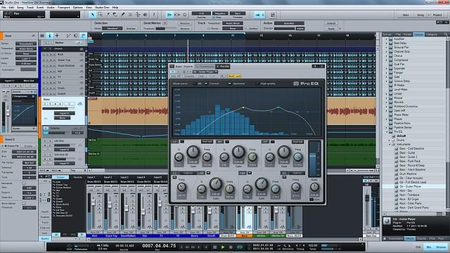 PreSonus Studio One atualizações para v2.6