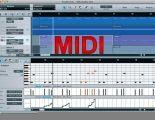 STUDIO ONE MIDI