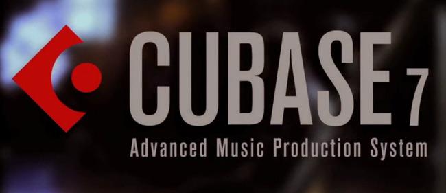 Steinberg anuncia o lançamento do Cubase 7