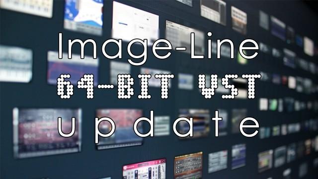 Image-Line atualiza plugins VST com suporte para 64-bit
