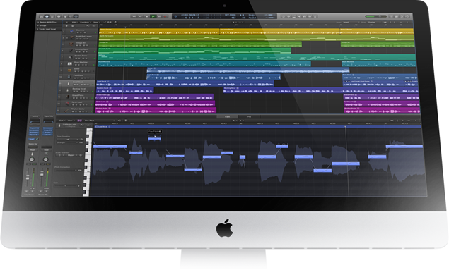 Apple Anuncia Lançamento do Logic Pro X