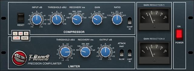 IK Multimedia – Precision Compressor e Limiter [Neve 33609]