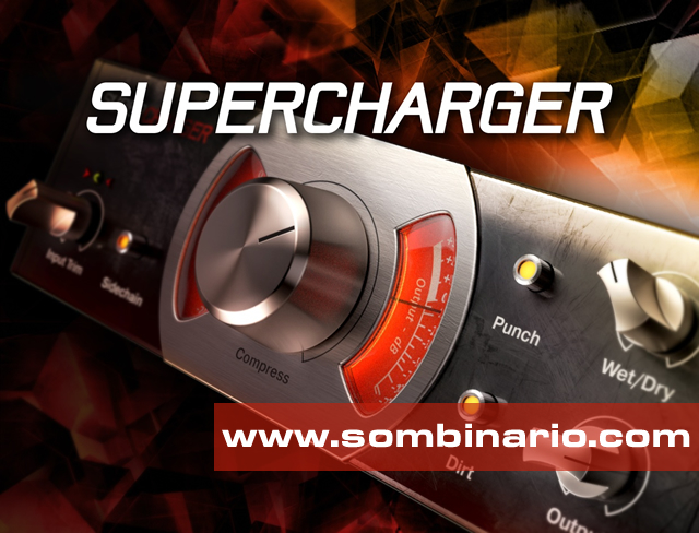 Native Instruments SUPERCHARGER Compressor