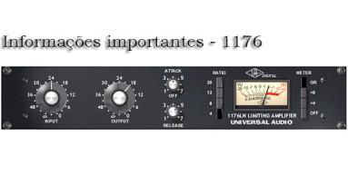 Informações importantes - 1176