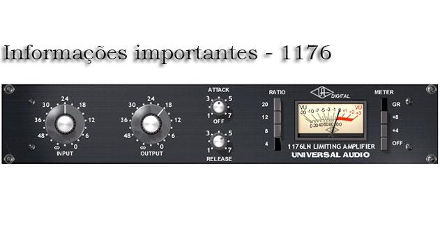 Informações importantes – 1176
