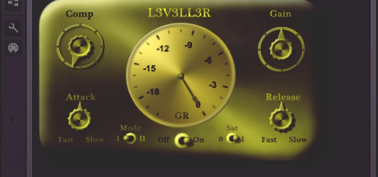 L3V3LL3R COMPRESSOR