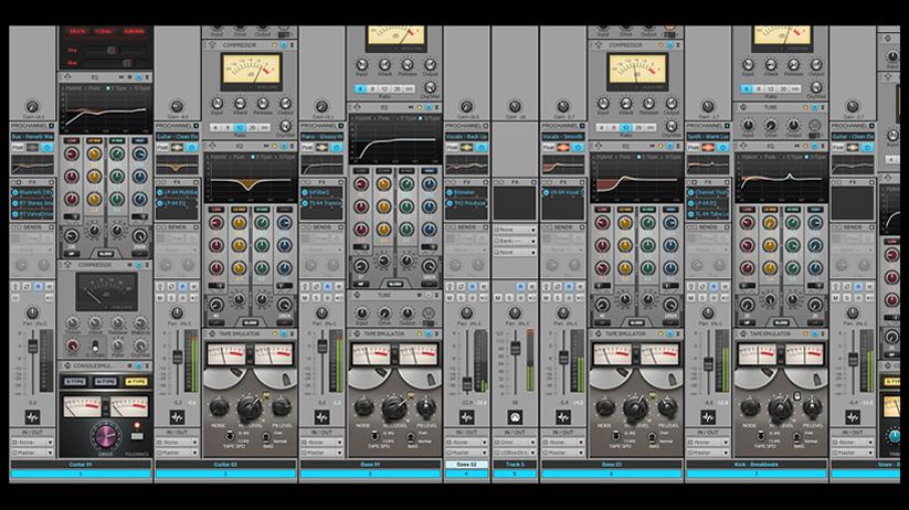 Esmague suas trilhas com o Tape Emulator do Sonar