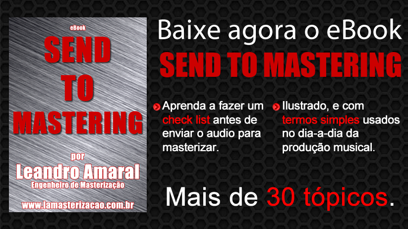EBook gratuito: SEND TO MASTERING