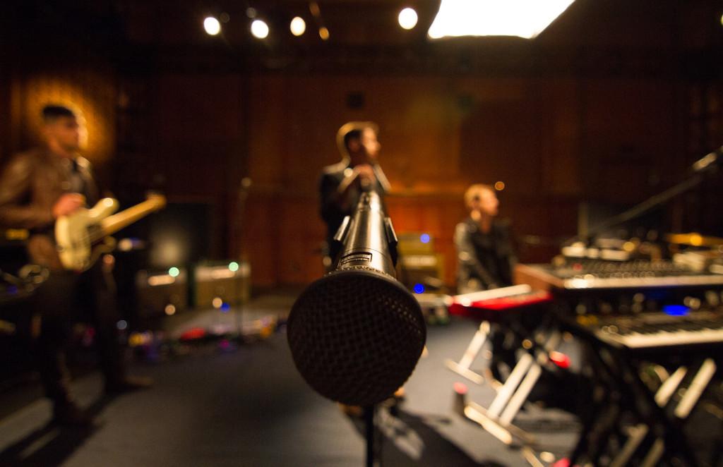 Trabalhando com Vazamentos nos Microfones