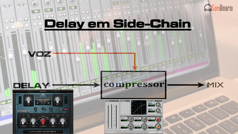 Mixagem: Delay e SideChain