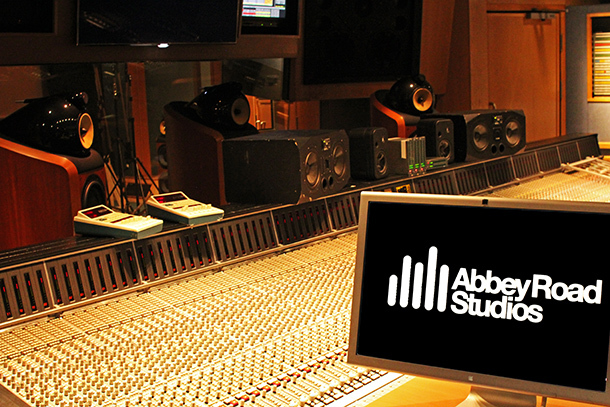 Por Dentro do Abbey Road Studios