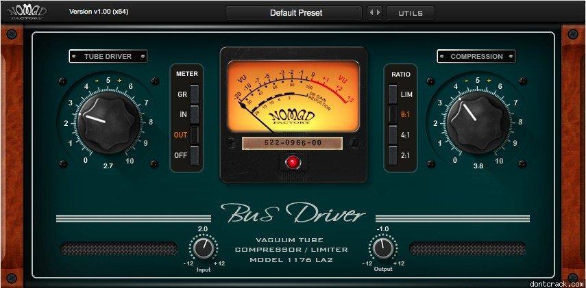 Bus Driver Compressor – Compressor Valvulado Gratuito