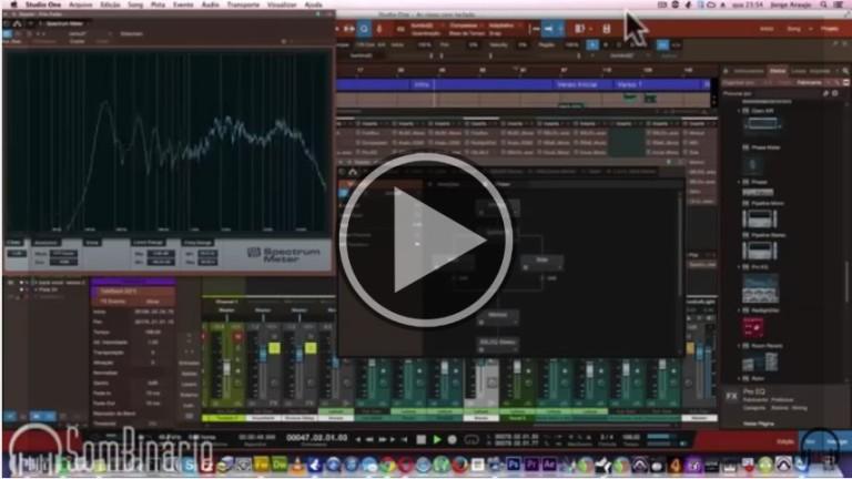 Processamento MID-SIDE na Mixagem e Pré Masterização
