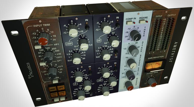 Acustica-Audio Anuncia o plugin: Amethyst   VÍDEO   ÁUDIO HD