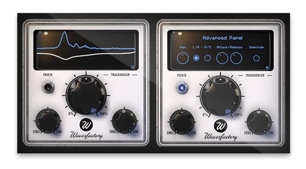Wavesfactory TrackSpacer! Resolva facilmente a Mixagem