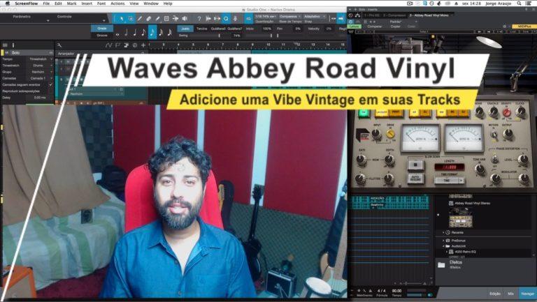 Waves Abbey Road Vinyl Plugin: Tutorial Completo
