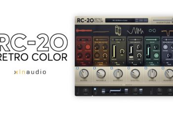 XLN Audio RC-20 Retro Color [A Máquina do Tempo Sonora]
