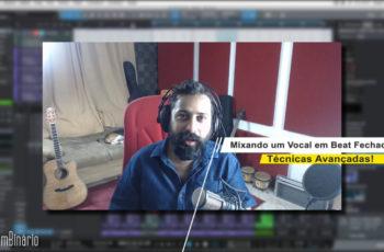 Mixagem Vocal em Beat Fechado #2