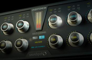 Equalização MidSide em Beat Trap na Masterização [SoundSpot Overtone]