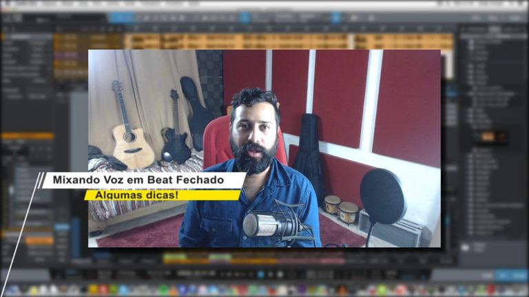3 Dicas de Mixagem de Voz RAP em Beat Fechado!