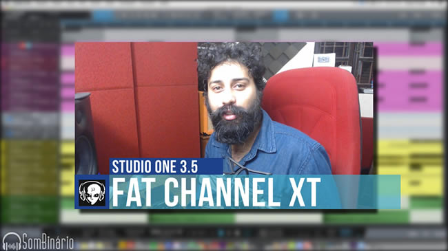 Presonus Studio One 3.5: Fat Channel XT