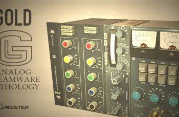 Acustica-Audio GOLD: O Som dos Grandes Discos