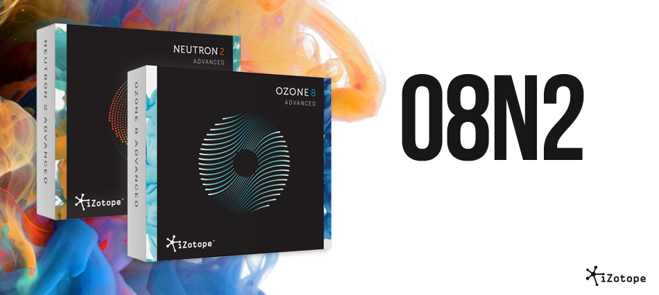 iZotope Ozone 8 e Neutron 2 [O8N2]