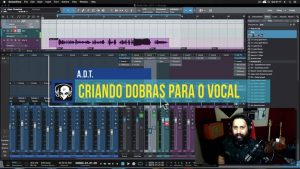 Criando a Dobra Perfeita para o Vocal na Mixagem [ADT]