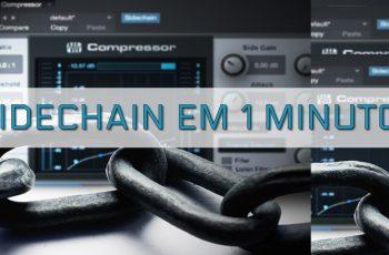 Aprenda Sidechain Compressor em 1 Minuto