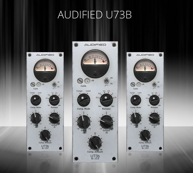 Slate Digital Virtual Mix Rack - Audified u73b