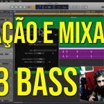 Criação e Mixagem de 808