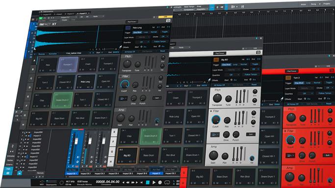 [Studio One] Impact XT: Separando Canais para Edição e Mixagem