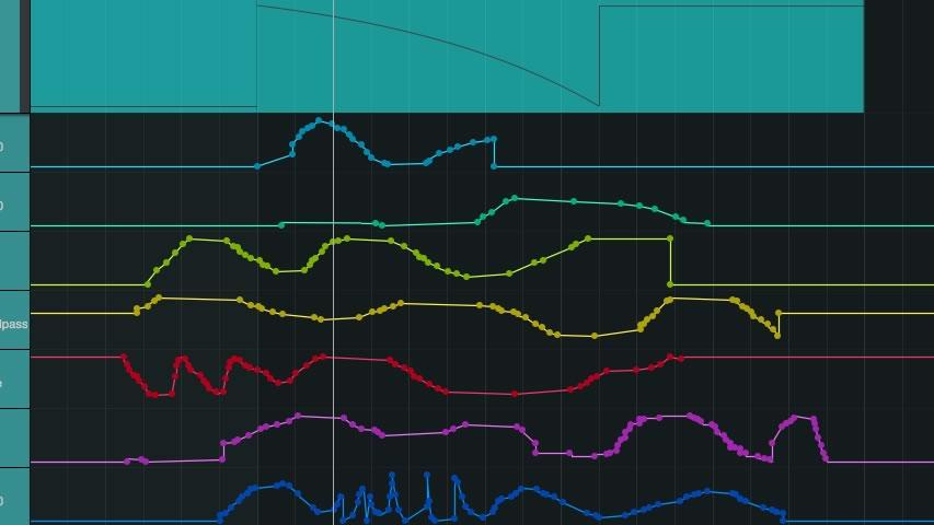 Studio One Professional: Automação de Plug-in