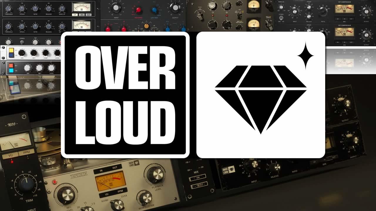 Minha primeira mixagem com os plugins da Overloud GEMS