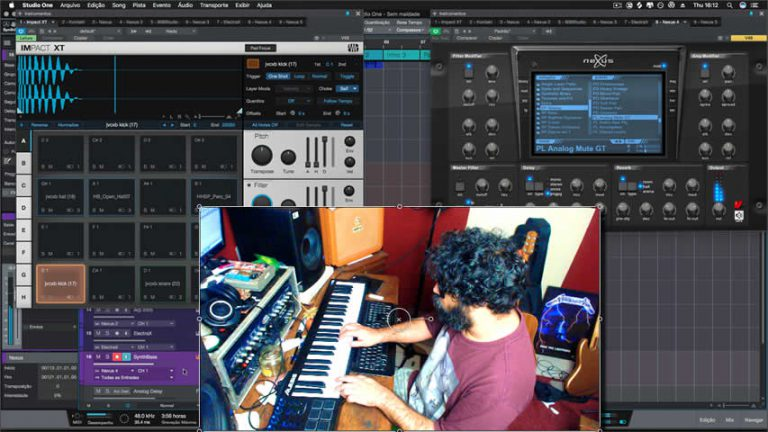 Versões Alternativas do Seu Beat com o Studio One