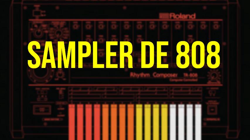 Usando Sampler de Bass 808 com mais Eficiência Studio One