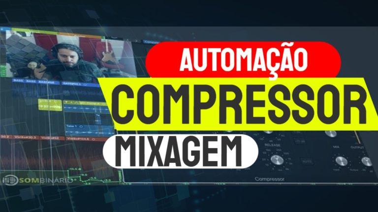 Automação do Compressor na Mixagem