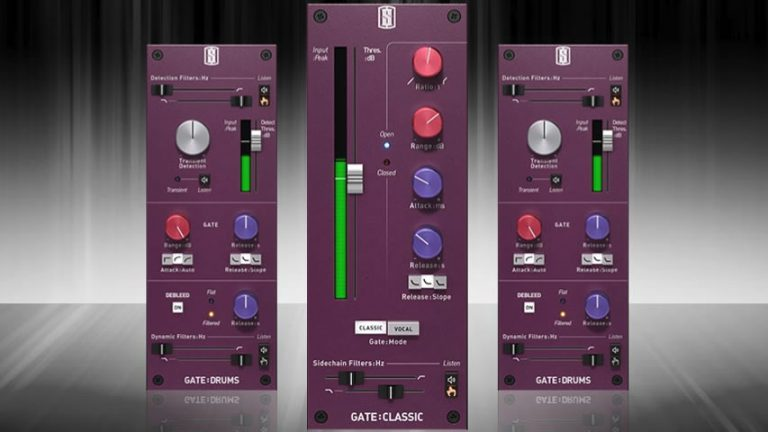 Usando o Gate na Mixagem [Slate Digital VMR Gates]