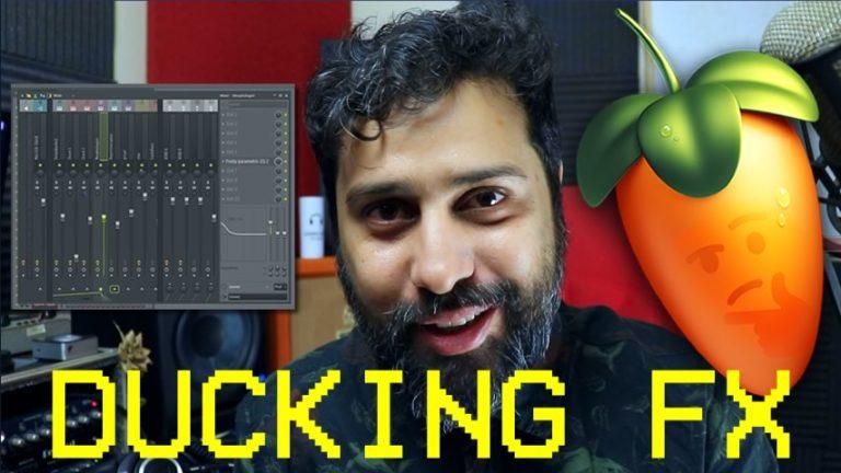 FL Studio: Efeito Duck Sidechain na Mixagem
