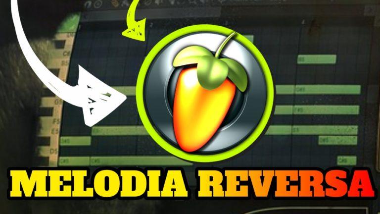 Melodia Reversa no FL Studio