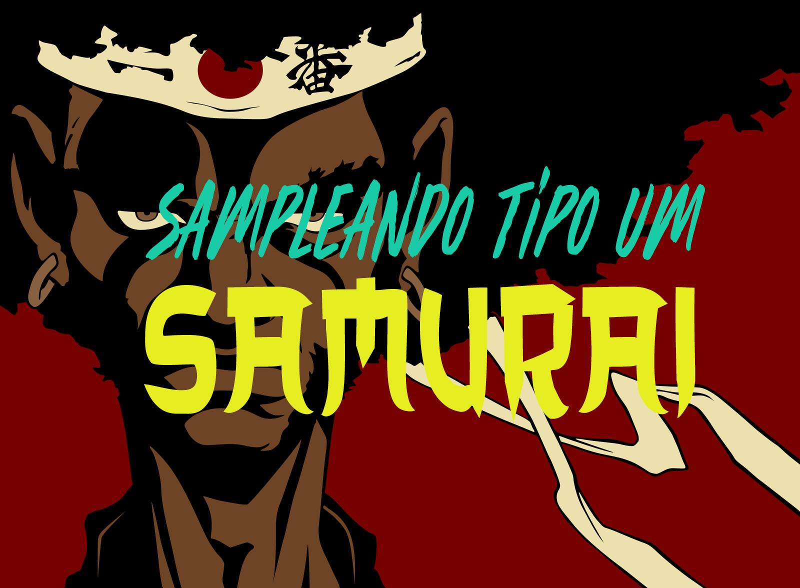 Sampleando Tipo um Samurai! Sound Forge 12 + Reason 8