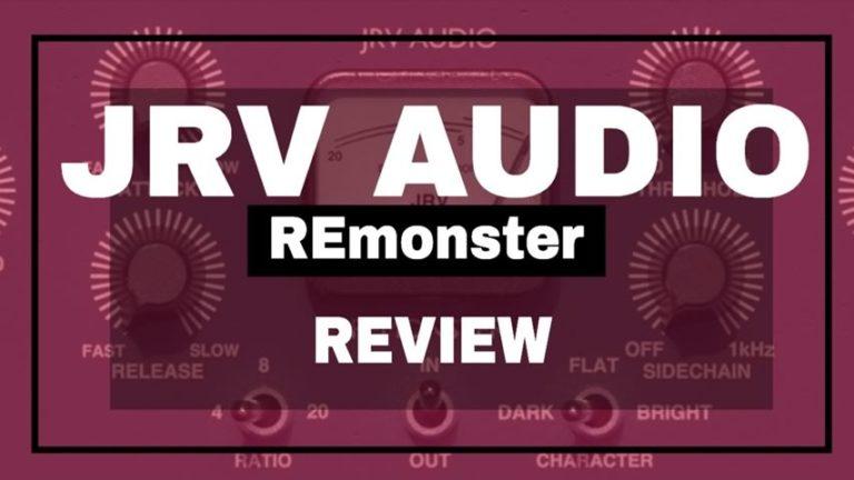 JRV Audio REmonster - Simulação Gratuita do Fairchild