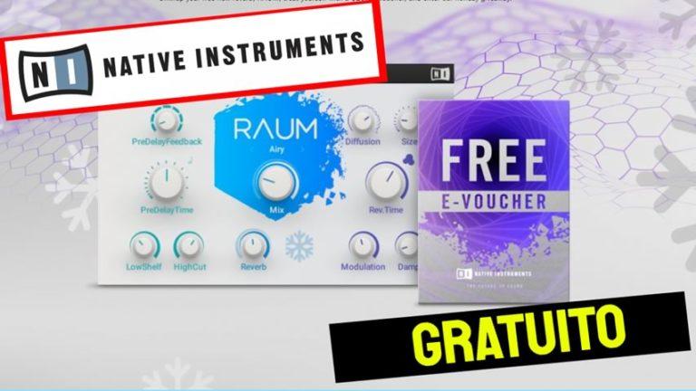 Native Instrumentos RAUM | GRATUITO ATÉ DIA 16