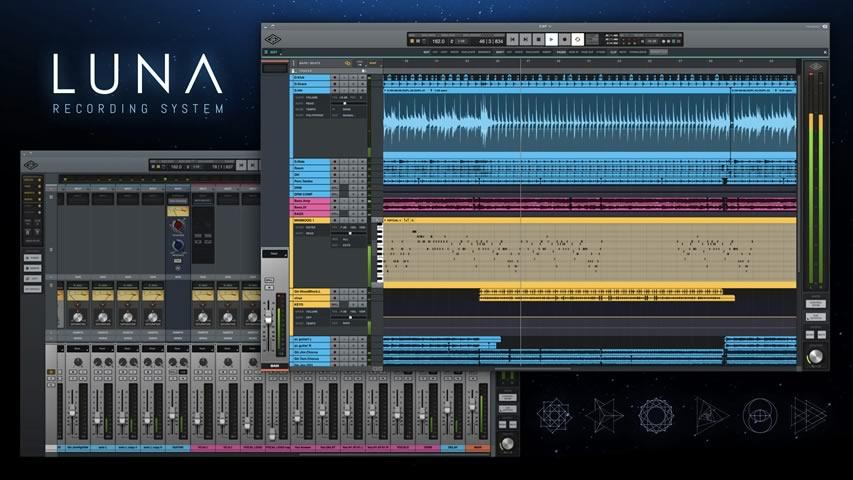DAW da Universal Audio
