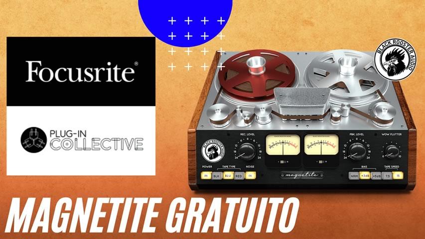 Black Rooster Audio Magnetite DE GRAÇA