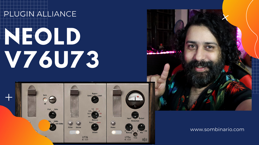 Plugin Alliance lança o NEOLD V76U73