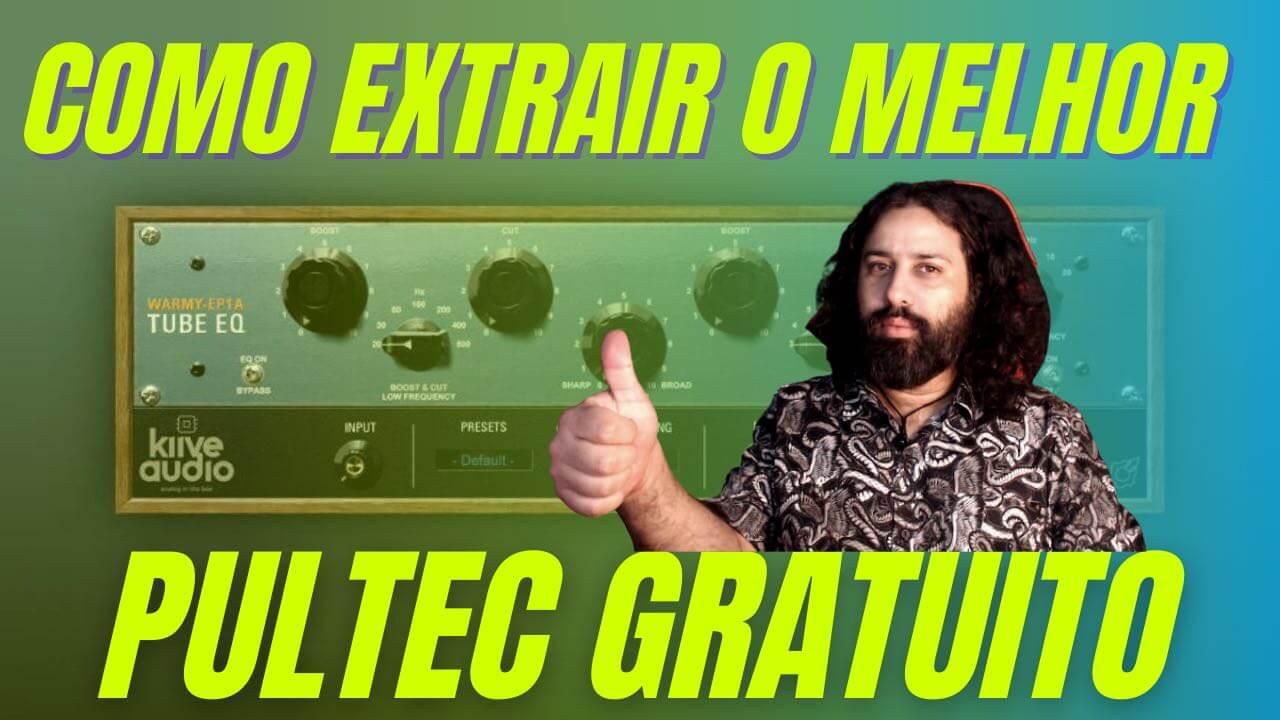 Kiive Audio Plugin Pultec Gratuito [WARMY EP1A TUBE EQ]