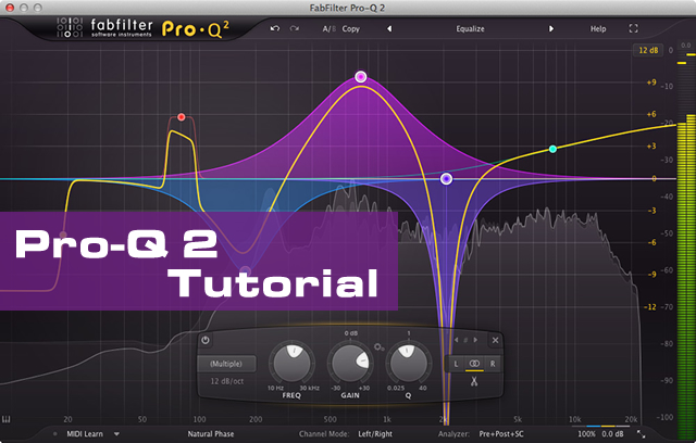 FabFilter Pro-Q 2 - Review Tutorial
