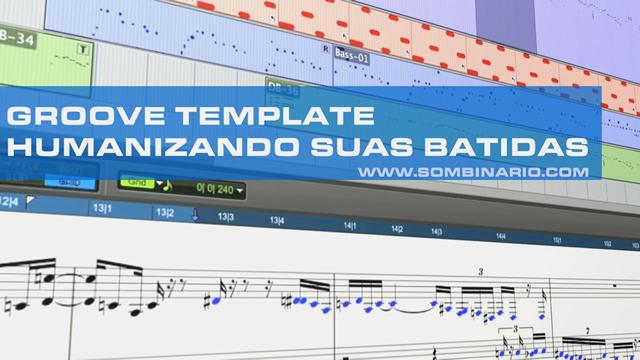 Pro Tools Humanize Suas Baterias MIDI [TUTORIAL]